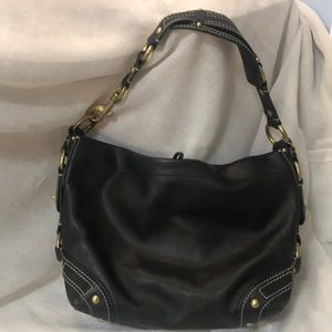 COACH PURSE with COA